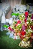 Ovos decorados Fotografia de Stock Royalty Free