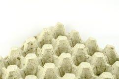 Ovos do painel isolados no fundo branco Imagem de Stock Royalty Free