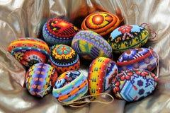 Ovos dos grânulos Fotografia de Stock