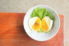 Ovos fervidos Foto de Stock
