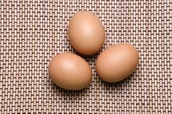 Ovos frescos Imagens de Stock Royalty Free
