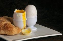Ovos macios-boled Fotografia de Stock
