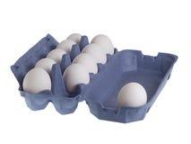 Ovos no pacote Imagens de Stock