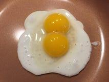Ovos para o café da manhã Foto de Stock Royalty Free