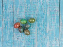 Ovos para a Páscoa Imagem de Stock Royalty Free
