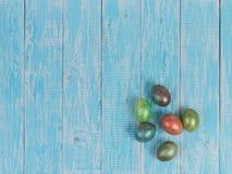 Ovos para a Páscoa Fotografia de Stock
