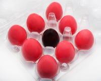 Ovos preservados Foto de Stock Royalty Free