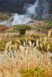 Owakudani 4 Images libres de droits