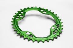 Owalny bicykl chainring Obraz Royalty Free