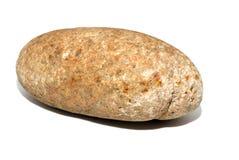 owalu duży kamień obraz stock