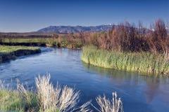 Owens Fluss Lizenzfreies Stockfoto