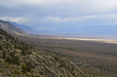 Owens Valley Royalty Free Stock Image