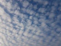Ower de ciel bleu ma maison Images libres de droits