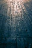 ower de madera del vintage 100 años del piso Fotos de archivo