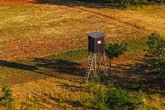 Łowiecki punkt obserwacyjny Zdjęcie Stock