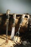 łowiecki set Zdjęcie Royalty Free