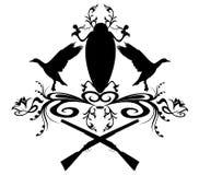 łowiecki wektor Zdjęcie Royalty Free