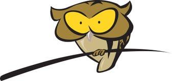 An owl Royalty Free Stock Photo