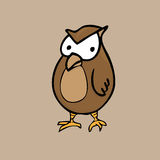 Owl Royalty Free Stock Photography