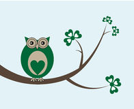 Owl design Royalty Free Stock Photo