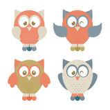 Owl design Royalty Free Stock Image
