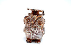Owl figurine Stock Photos
