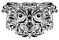 Owl. Stock Images