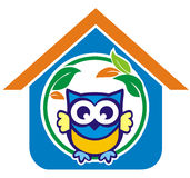 Owl House Immagine Stock