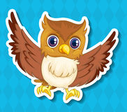 Owl Royalty Free Stock Image
