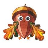 OWL-OAK иллюстрация штока