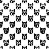 Owl pattern seamless. Best for any design Stock Photo