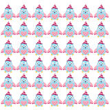 Owl pattern Royalty Free Stock Images