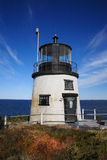 Owl's Head Light Royalty Free Stock Photography
