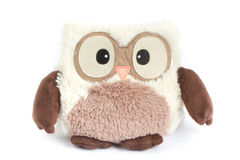 Owl Stuffed Animal Stock Image