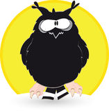 The owl Royalty Free Stock Images