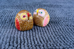 Owl Wood Fotografia Stock