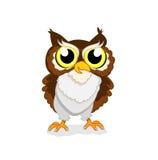 owlet Illustrazione Vettoriale