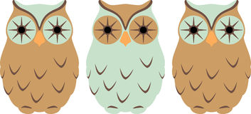 Owlicious Foto de Stock