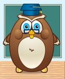 owllärare stock illustrationer