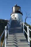 Owls Head Lighthouse Royalty Free Stock Photos