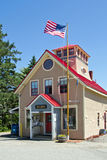 Owls Head Post Office. Rockland Royalty Free Stock Images