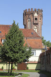 The Owls tower in Tangermuende Royalty Free Stock Image