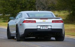 Own the Road Camaro ZL1 Stock Images