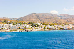 The own of Tinos Island,Greece Royalty Free Stock Photography