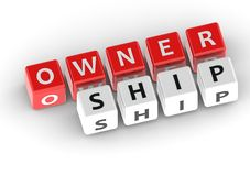 Ownership Royalty Free Stock Image