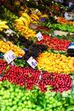 owoc świeży rynek zdjęcie stock
