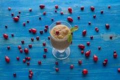 owoc świeży smoothie Zdjęcia Stock
