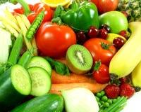 owoc świezi warzywa obrazy stock