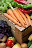 owoc świezi warzywa Fotografia Royalty Free