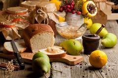 owoc chlebowy dżem zdjęcie stock